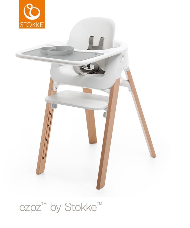 EZPZ by Stokke Silikon mat Steps Grå